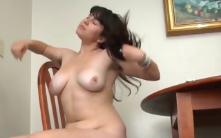 cleo fingering shaggy pussy bvr