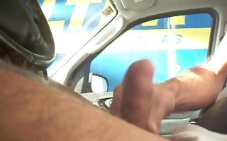 trucker flashing 7-8