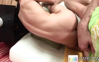 giving kain threesome anal pain.p7