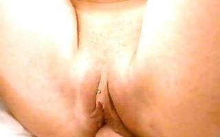 youthful hotty enjoys pussystretch