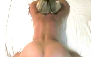 fantastic amateur pov movie scene -