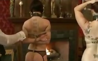 hawt gorgeous sweetheart dominated, bound and