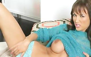 soft slim brunette cutie