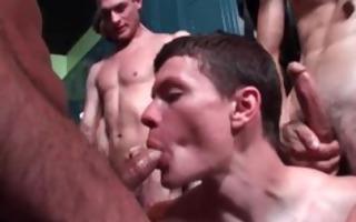 tyler sweet in giant homosexual fuckfest clips