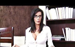 big-tit lawyer shay sights daydreams about