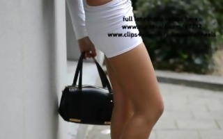 best hooker on the planet in lycra miniskirt