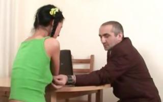 fella strips his sex appeal gal