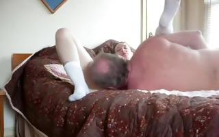 my dominatrix needed my schlong in her.