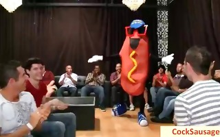 excellent homo sausage party by cocksausage