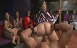 milfs gone wild at bachelorette party