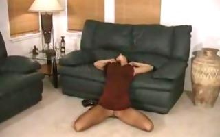 jessica jaymes: pantyhose teasing!