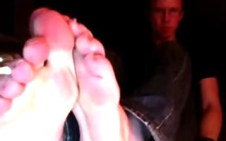 str boys feet on web camera #62