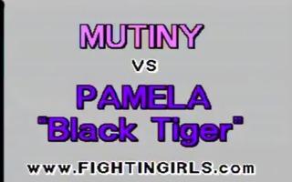 mutiny vs pamela dark tiger