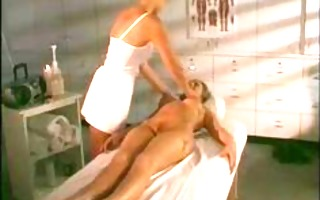 lesbo massage training