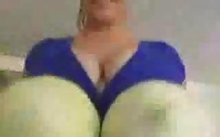 sierra skye big tits pov blowjob and titfuck!