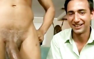 homo interracial large dark shlong oral sex