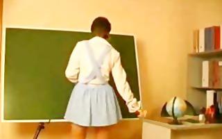 teacher abased german schoolgirl in uniform