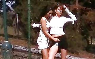 german girls receive naked