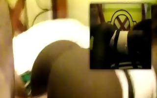 hunky european thug smashed wazoo african whore