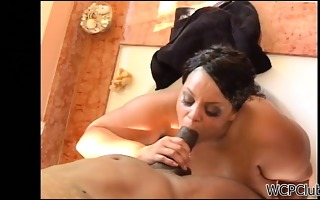 massive sweetheart loves to receive fucked from
