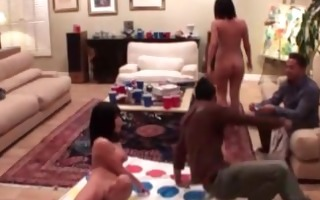 drunk naked sexy girls playing sex games at a