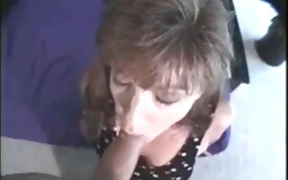 unshaved mature gets fucked into ass