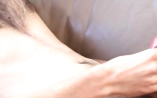 slender straight chap devon masturbating