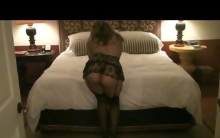 fucking my wife in a hotel room