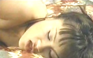 hawt constricted oriental cutie booty fucked