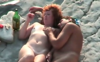 nasty redhead playgirl feels horny after