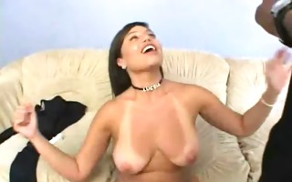 horny wife bitch cheats with a monster blacl