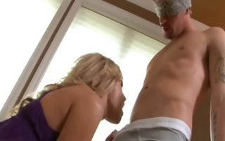model playgirl sucking chap cock and can acquire