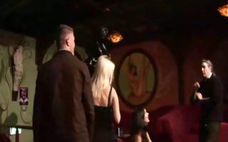 blond hooker gets fucked in a club in adam
