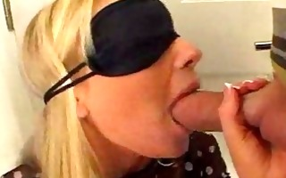 blond sweetie blows then takes it is up the butt