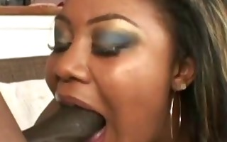 vanity cruz darksome creampie for darksome beauty