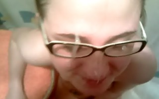 glasses oral-job