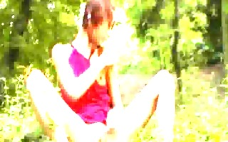 natasha forest girl from europe