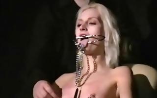 blonde servitude honey wynter tortured and