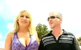 mother i with big tits gives her stud an outdoor