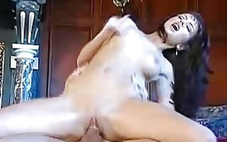 turned on d like to fuck brunette with large