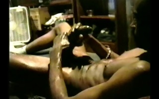 black man tossing his meat pt.1/3