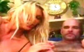 anna nova, 2 fabulous pornstars share cock in