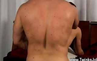 twink clip the wooly daddy is in need of some
