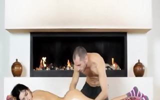 russian cutie fucked by erotica machine