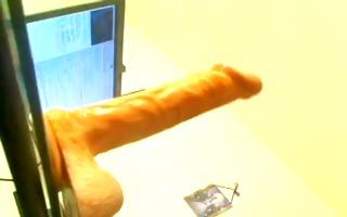 webcam doxy unfathomable mouths a marital-device