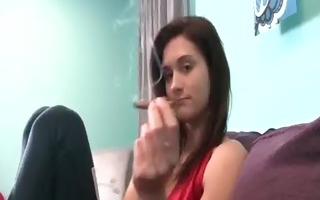 hard hawt fuck with a wicked wild playgirl pov 21