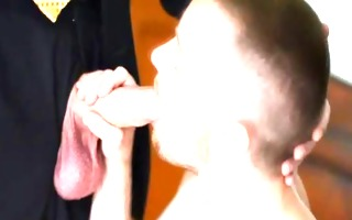 religious guilty taboo oral job