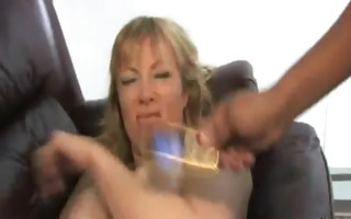 white lesbo getting drilled with dong 30